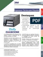 Catálogo Dascom DL-820