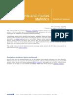Violents and Injuries Statistic