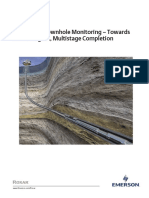 Permanent Downhole Monitoring – Towards the Intelligent, Multistage Completion
