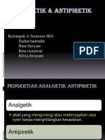 Analgetik Antipiretik