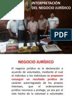 06.2019.II. Negocio Jurídico