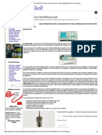 Caracteristicas Del Osciloscopio y Del Generador de Funciones