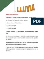 LA LLUVIA.doc