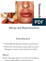 Immunology. 10. Allergy-1
