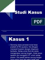 Praktek & Studi Kasus Kewaspadaan Universal & PPP.ppt
