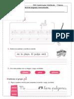 Grupo Consonantico Pl Pr Fr Fl Br Bl