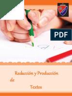 i Bimestre Redacc y Producc de Text.
