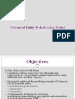 2.1 Enhanced Entity Relationships Model