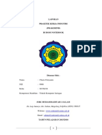 (NEW) Contoh Laporan Prakerin SMK (Teknik Komputer Dan Jaringan) Full Version