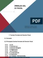 2. Fuentes Formales Del Derecho Fiscal