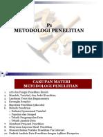 Gambaran Umum MeTode penelitian