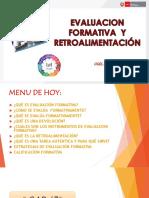 Ppt Evaluación Formativa(2)