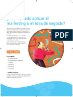 Aplicar marketing a idea de negocio