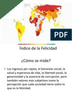 indice felicidad 2019