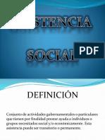 Asistencia Social 1.