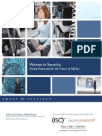 2015 Women in Security Study