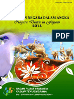 Kecamatan Negara Dalam Angka 2014