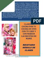 Clases de Cocina Diario Popular PEPE y Ecua Tv