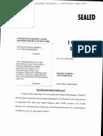 Ridgeway Federal Complaint