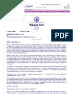 Tenebro vs. Court of Appeals, GR No. 150758, February 18, 2004, 423 SCRA 272