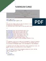 Explicación código