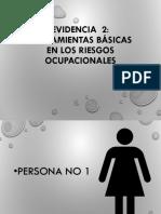 Evidencia 2 Herramientas Básicas en Los Riesgos Ocupacionales