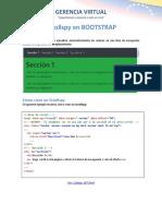 31 Scrollspy en Bootstrap