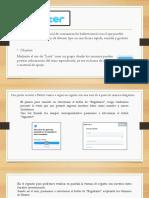 Propuesta de Actividades Eductivas Utilizando Redes Sociales - Twitter