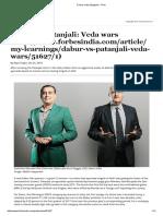 Veda Wars