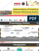 21st ROPTC - 25 - PCG - Implementation of Predictive Emission Monitoring System - M Faiz Ishak