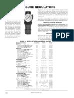 Regulator Pressure Gauge