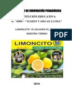 Proyecto Limoncito Le Sacamos El Jugo a Nuestro