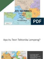 Plate Tectonics Grup 6