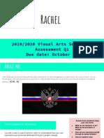 rachel cao - 2019 2020 g7 visual arts summative assessment q1