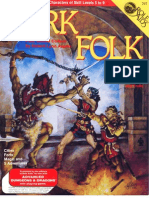 Mayfair Games - Role Aids - 707 - Dark Folk
