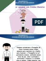 Evangelho No Lar Com Animais