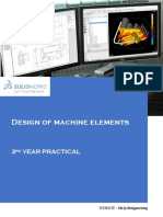 Design of machine elements practical file