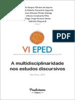 A multidisciplinaridade nos estudos discursivos - VI EPED.pdf