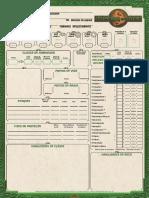 Imperio de Jade - Ficha de Personagem 3pp