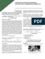 Elementos Físicos de Sistemas Dinámicos y Teoría de Error