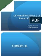 Firma y Proteccion de Datos