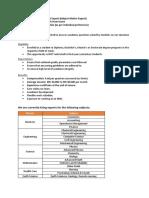 Job Description for Subject Matter Experts-converted (1)