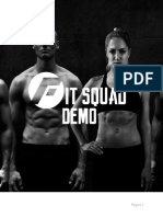 Demo fit squad