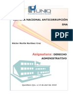 Sistema Nacional Anticorrupcion HM