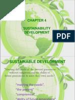 Chapter 4 Sustainable Development