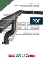 Acoprom Manual de Montaj Sistem Pluvial