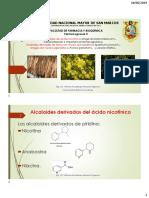 Alcaloides Nicotinicos MGRF