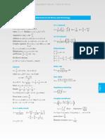 Formulae Part Three