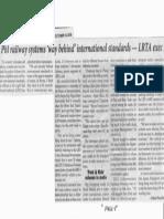 Philippine Star, Oct. 14, 2019, Phl railway systems way behind international standards - LRTA exec.pdf