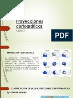 Proyecciones Cartograficas Clase 3